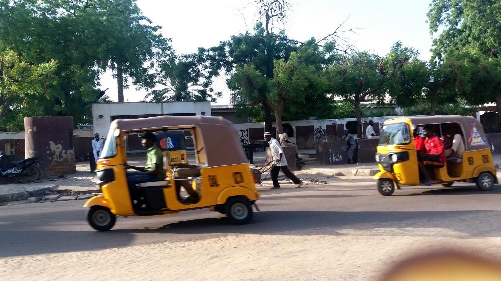 Street Fragment: Kano Nigeria