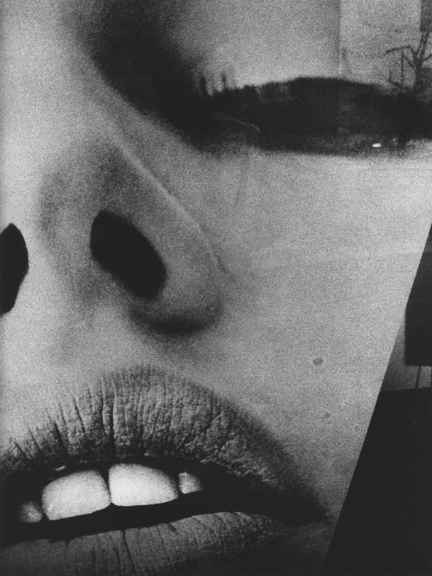 Lips by  Daido Moriyama
