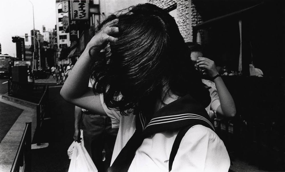 Image by  Daido Moriyama