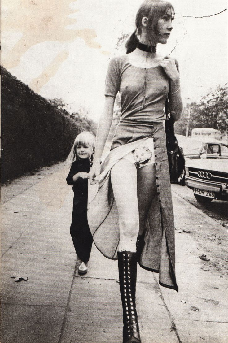 Stern Magazine, December 1970 - Photographed by Werner Bokelberg