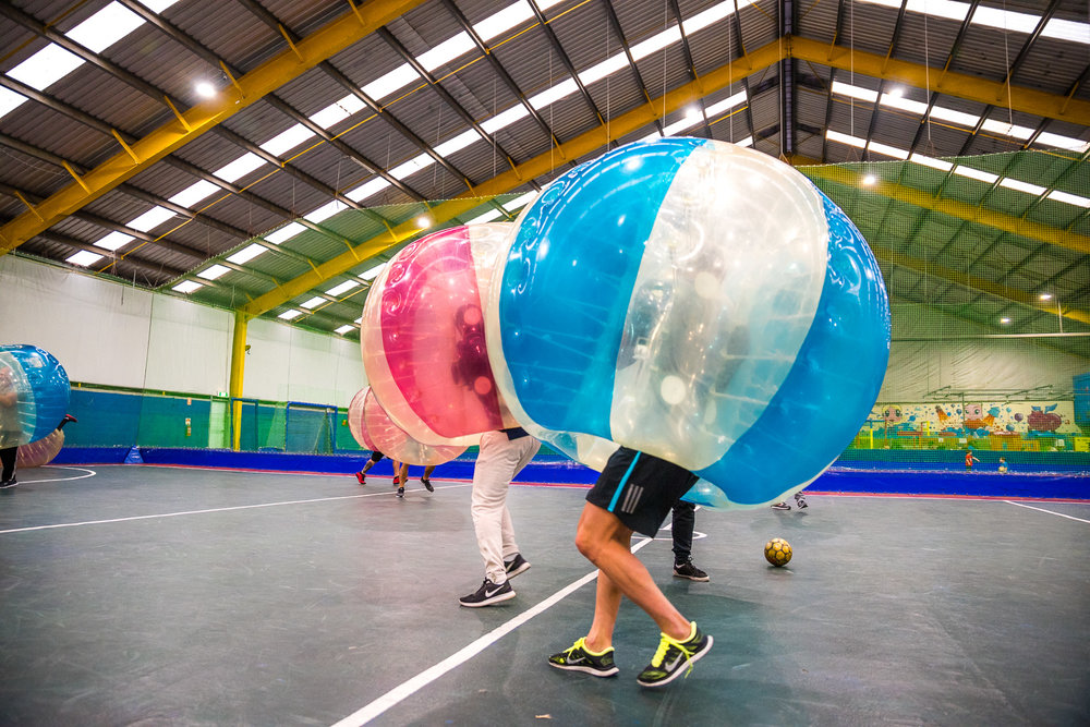 Bubble Soccer  - Casual Bookings, Kids Parties, Bucks/Hens Parties and more!
