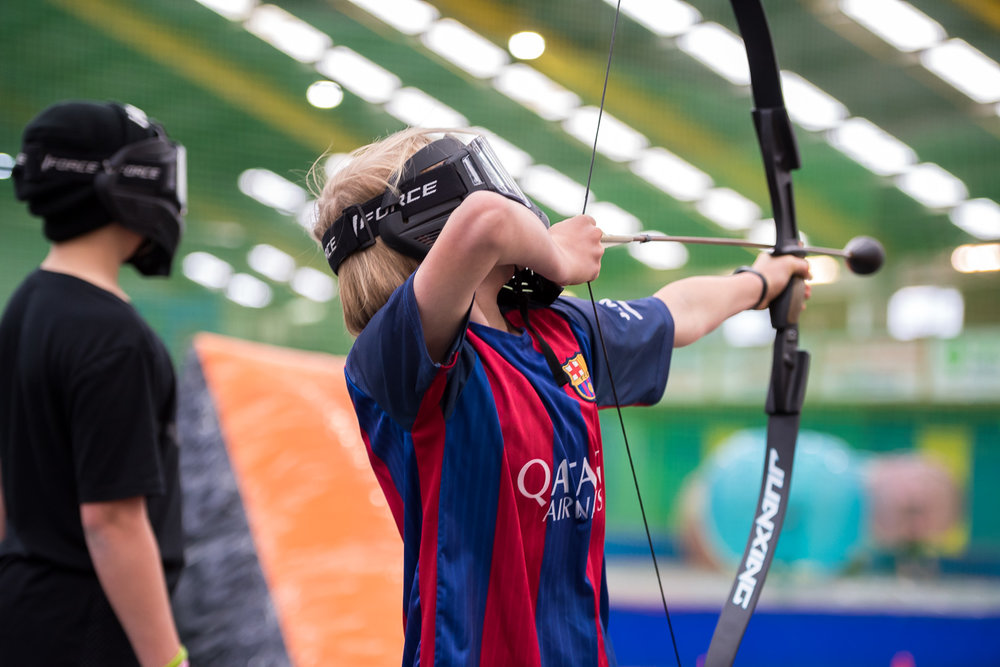 Bow Tag Archery - Casual Bookings, Kids Parties, Bucks/Hens Parties and more!