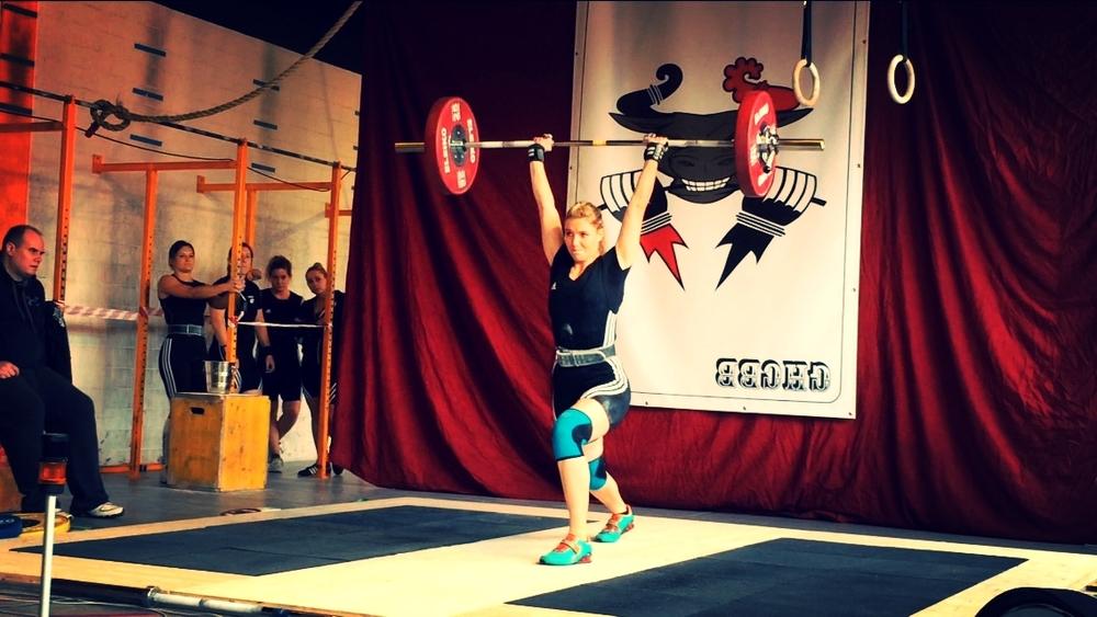 Sonja Stossen 70kg