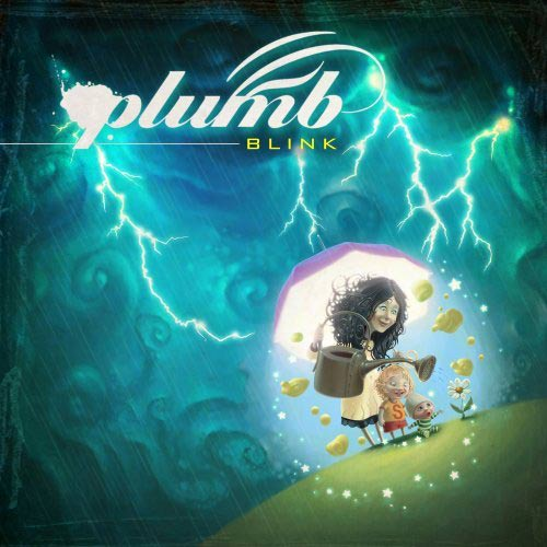 "The cover image for Plumb's ""Blink"" Album, https://missinginkshop.com/plumb/store/music/blink"
