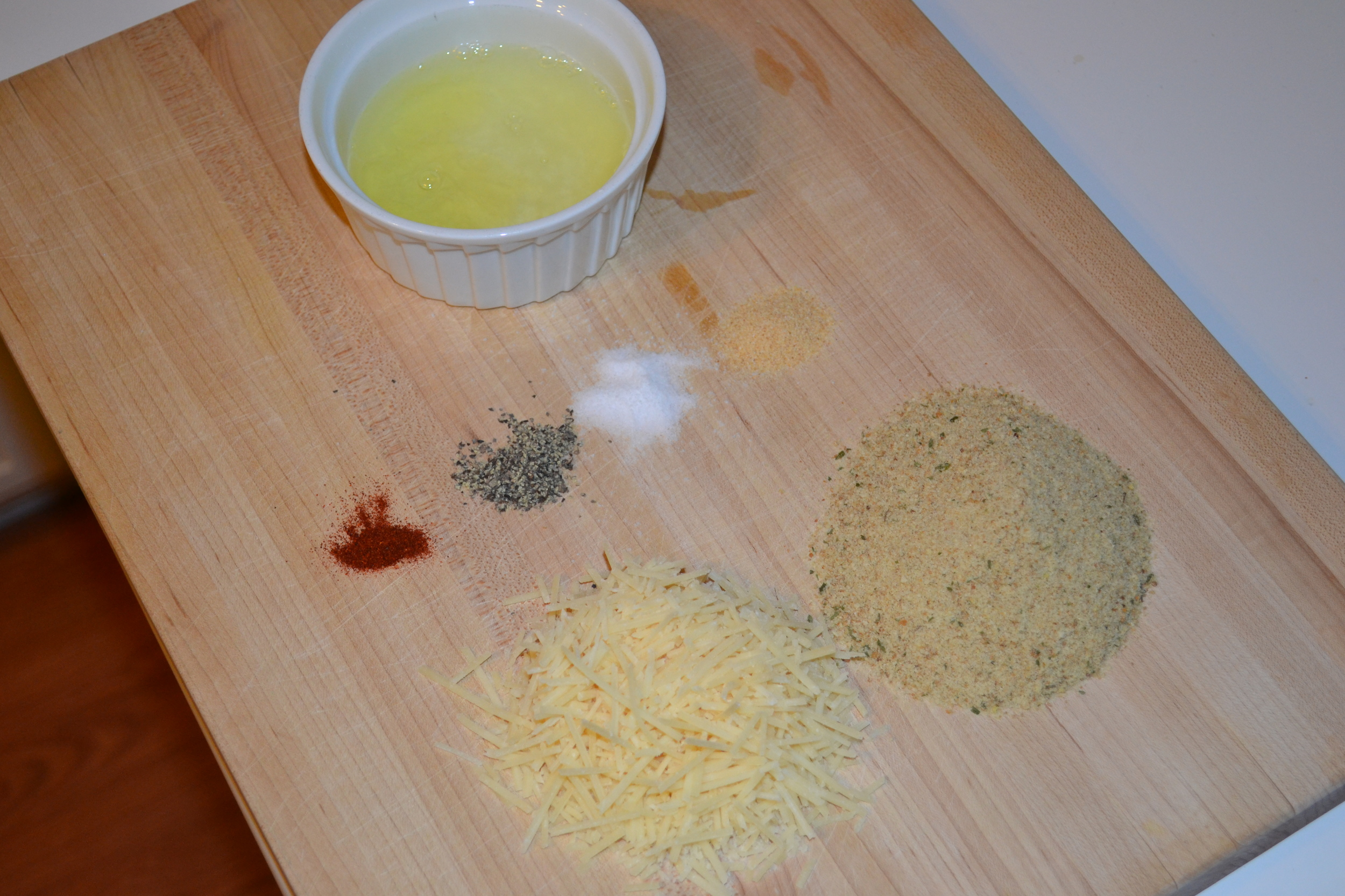 parmesan zucchini chip ingredients