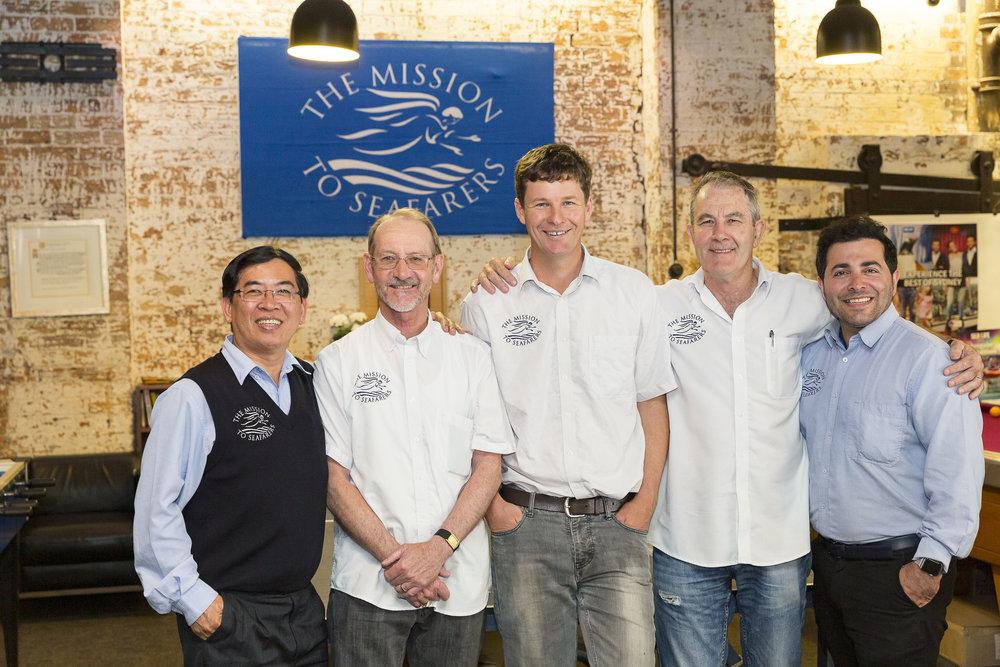 Sydney MtS Chaplains