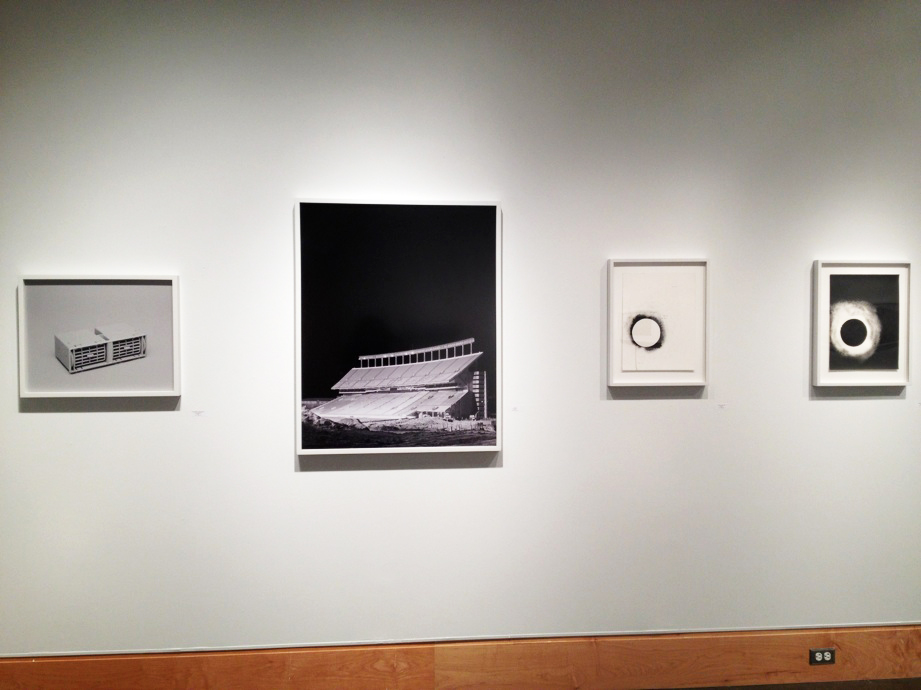 Installation view: Dark Matter