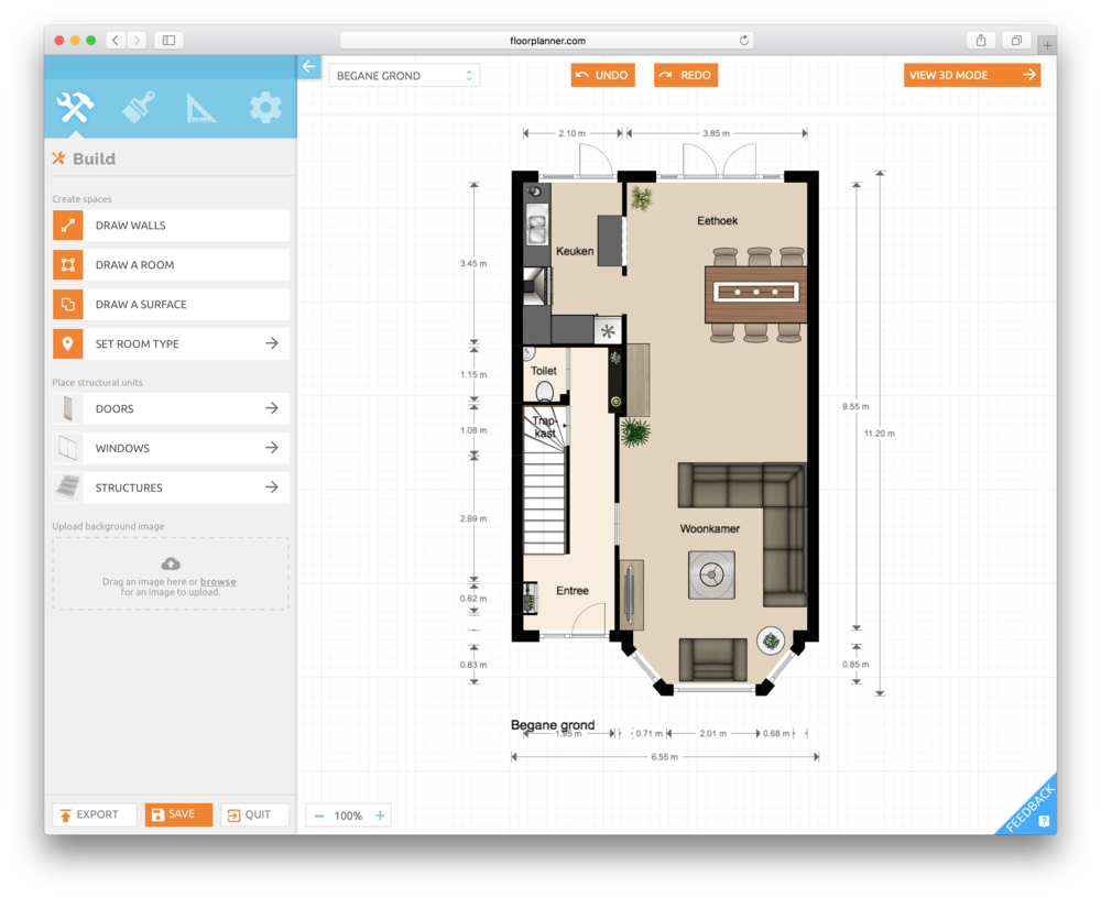 The floorplanner platform for Www floorplanner