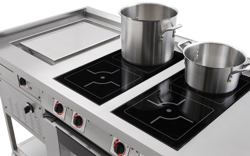 Induction Cooking Suite