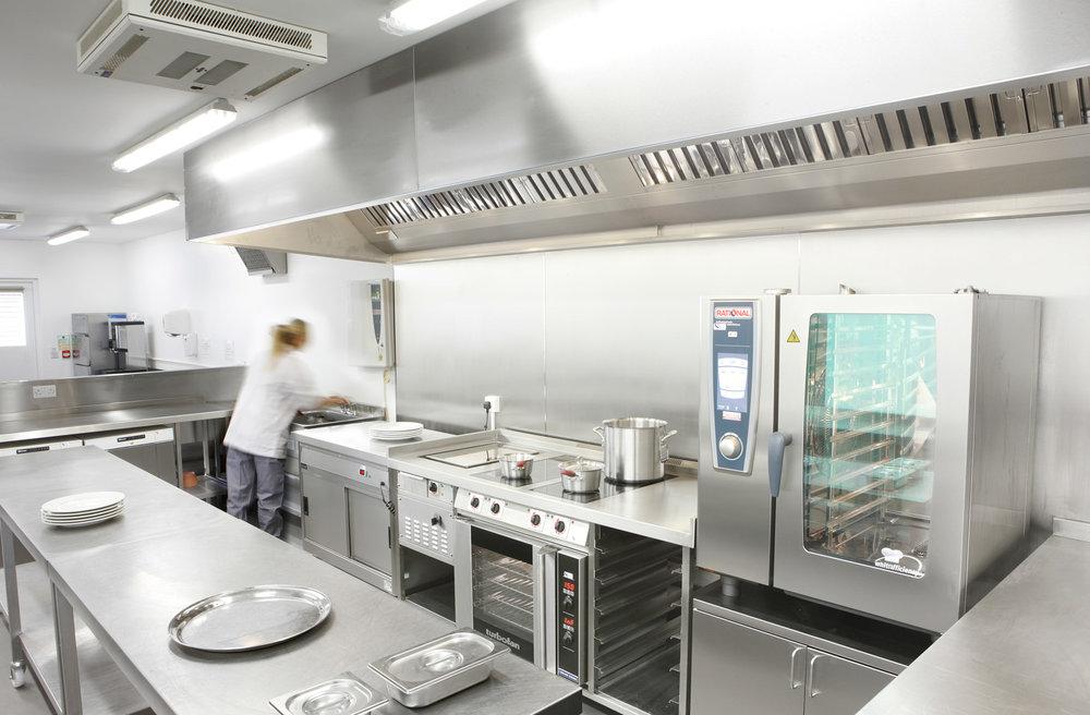 Commercial Kitchen Design Target Commercial Induction