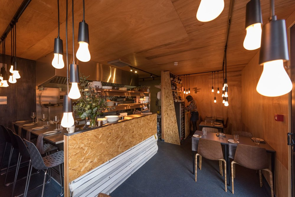 Chef Elliott Lidstone Restaurant Bristol