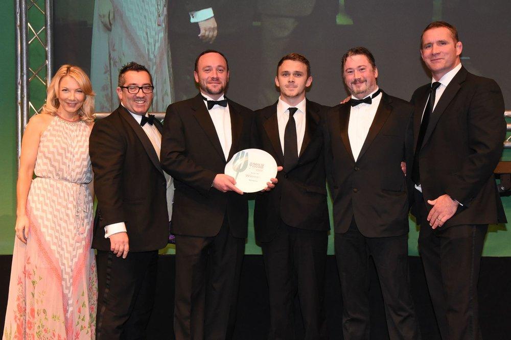 Taste of Gloucestershire 2017, Best Pub/Bar Winners - The Kilcot Inn, Newent