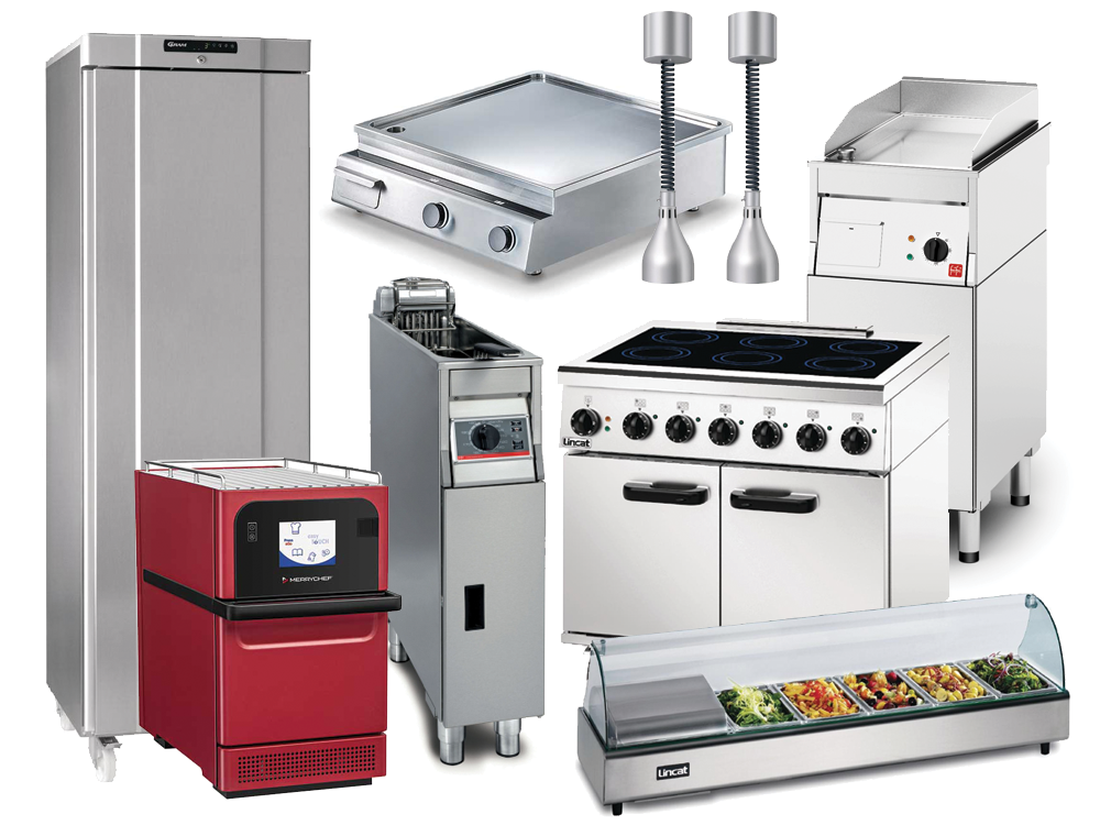 Commercial Catering Equipment - Target supply commercial catering equipment from all leading manufacturers for the foodservice industry. As Carbon Trust accredited commercial catering equipment suppliers, Target specialise in energy efficient catering equipment and are able to advise on the most efficient equipment on the market.