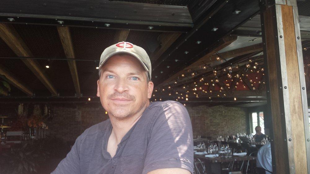 Matt Leff, Merck & Co. Patent Attorney and VLJ Volunteer