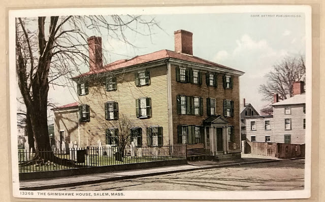 Postcards: Salem State University Archives & Special Collections