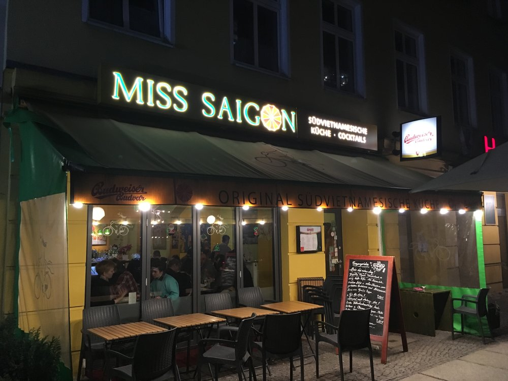 Vegan-friendly Vietnamese in Görli: Miss Saigon