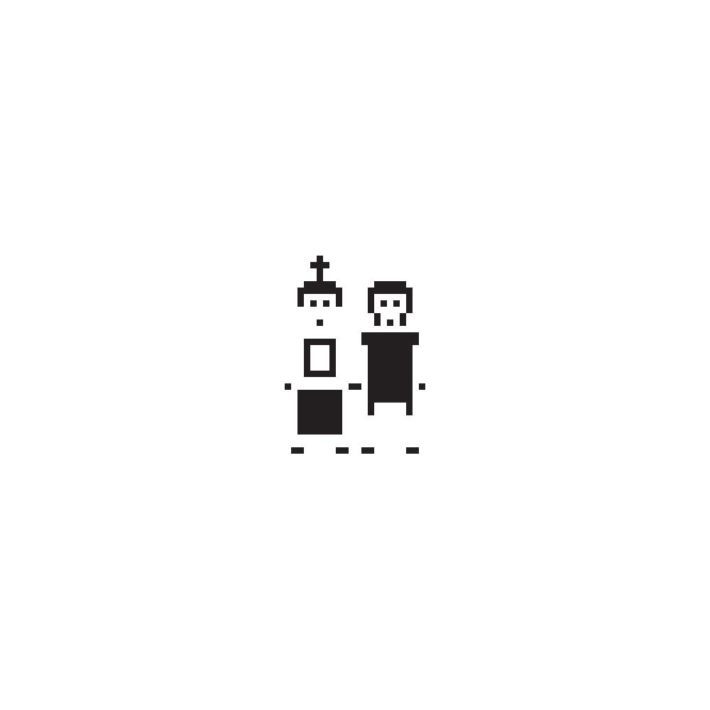 Dianayyo.JPG. Un ejemplo de dibujo hecho con el pixel vectorial.
