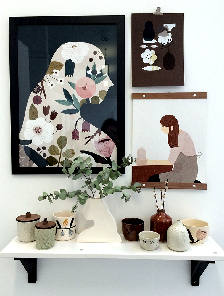 Clare Owen  (beautiful ceramics and prints)