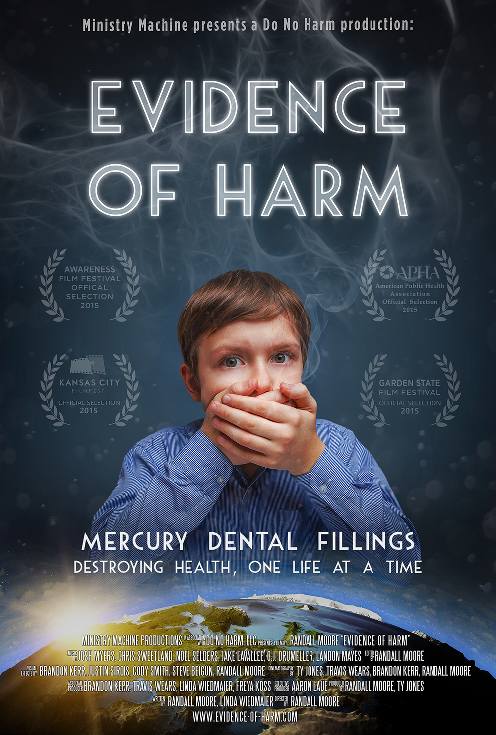 A great documentary on the effects of metal fillings
