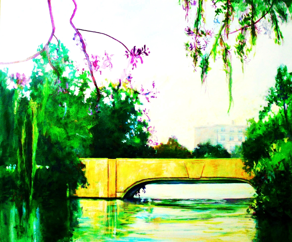 CITY PARK BRIDGE