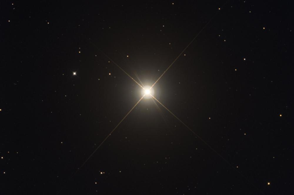Hōkūleʻa or Arcturus (Image by astrogeeks.com)