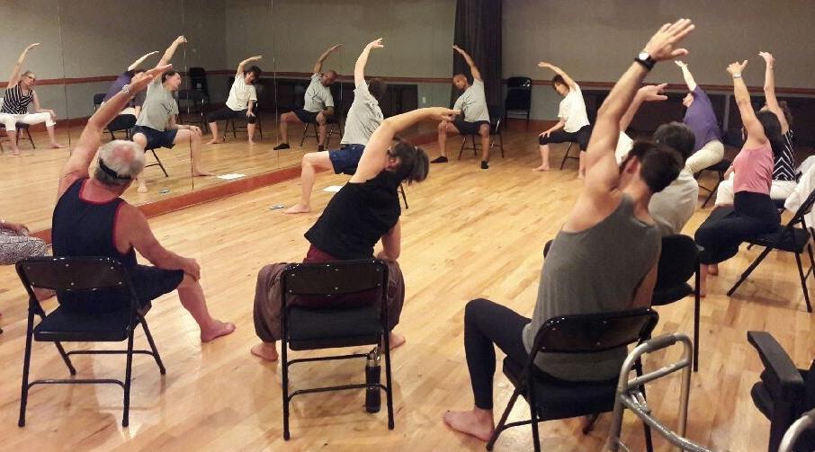 free community yoga classes near me