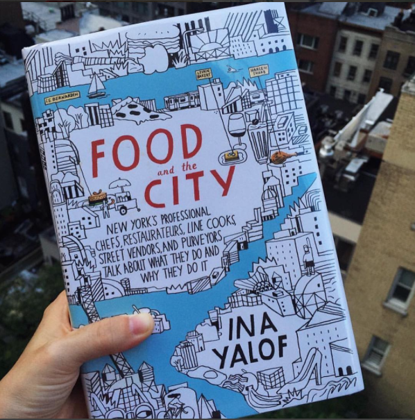 Food and the City. Photo by Novels of New York