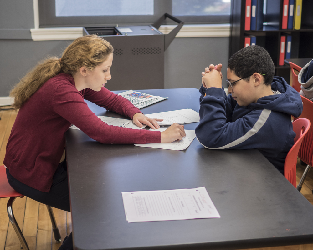At Argosy Collegiate Charter School   Individualized attention for every student    Learn more