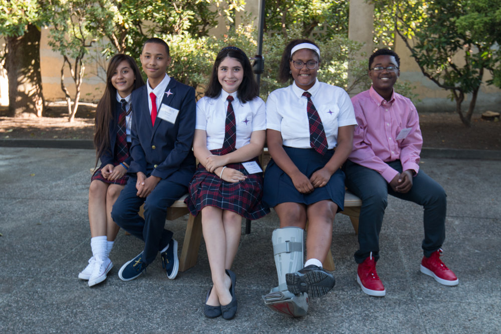 At Argosy Collegiate Charter School   The road to college starts here    Learn more