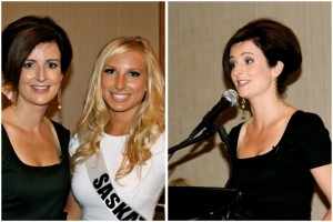 Dr Archer volunteers to be Mentor at Search for Miss Teen Canada World