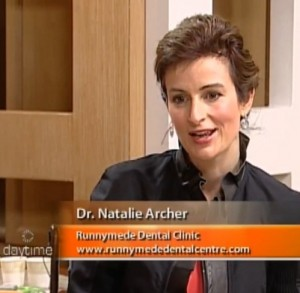 Wheelchair dentist, Dr Natalie Archer appears on Rogers Daytime Television