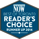 Archer Dental Best Dentist in Toronto Runner-Up 2014