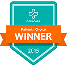 Dr. Archer Top Dental Dynamo 2015 Opencare recognizes outstanding clinics from North American cities based on reviews and opinions of verified patients and those on Yelp, Google, and more.