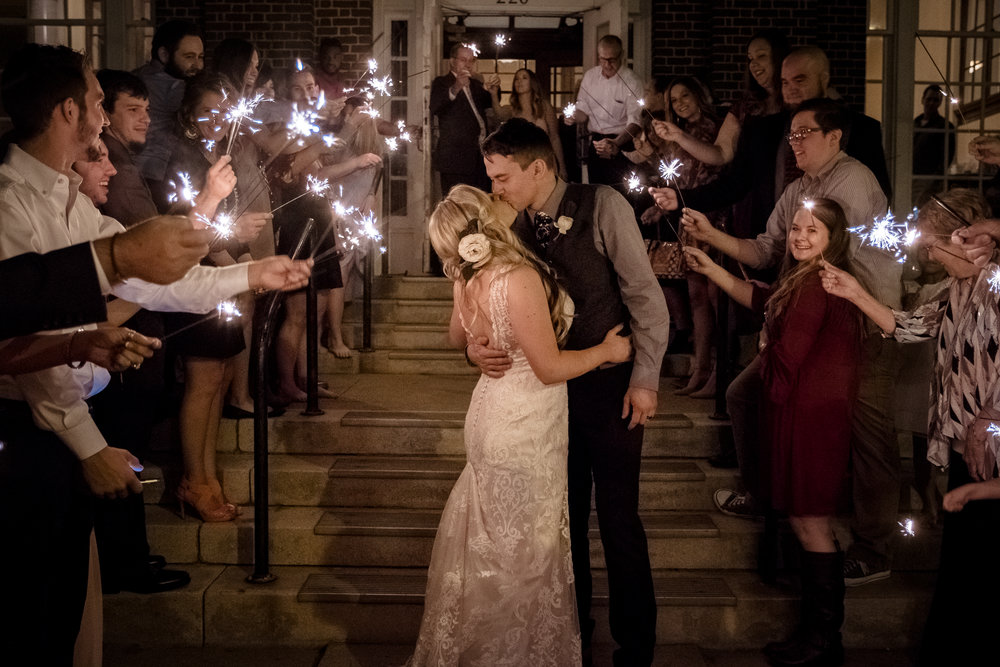 In low light, any camera will struggle; with the glow of the sparklers I'm still able to get great focus.  This camera is a workhorse!