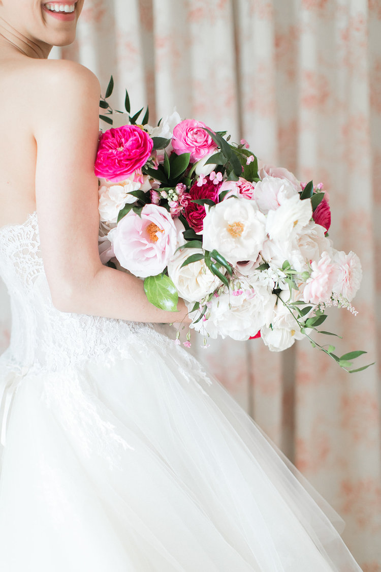 Greenwich connecticut wedding bridal bouquet garden roses peonies.jpg
