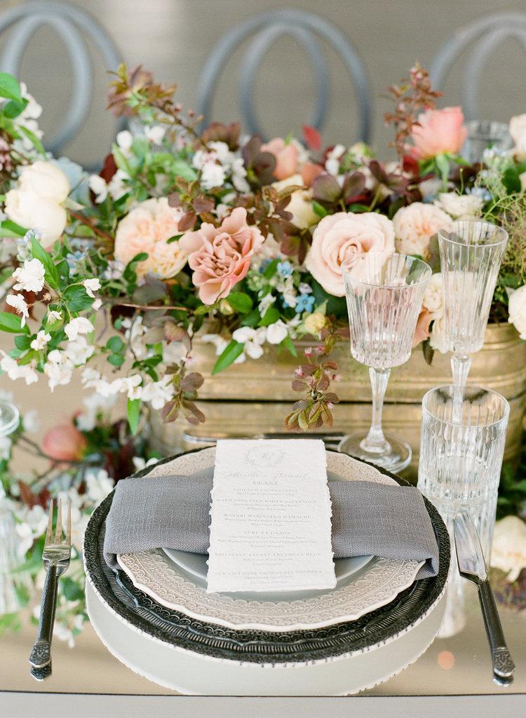table setting centerpiece blush white blue garden roses greens.jpg