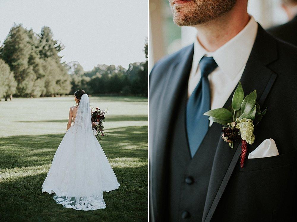 Wadsworth Mansion wedding bride bridal bouquet groom boutonniere.jpg