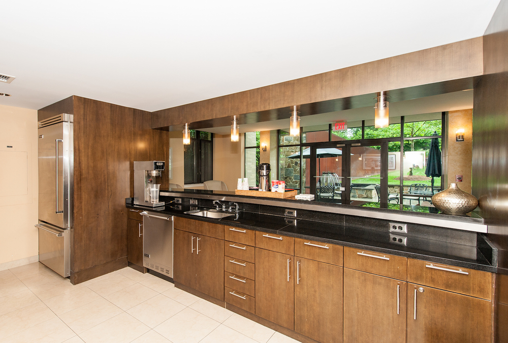 Party Room Kitchenette