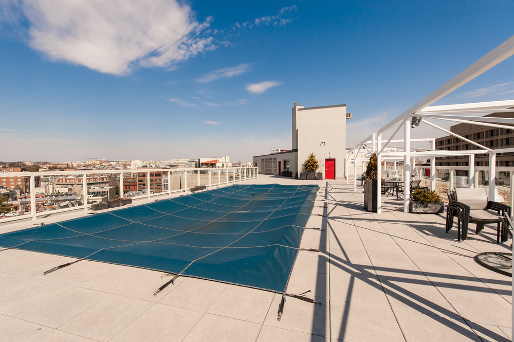 Spectacular Rooftop Terrace and Swimming Pool