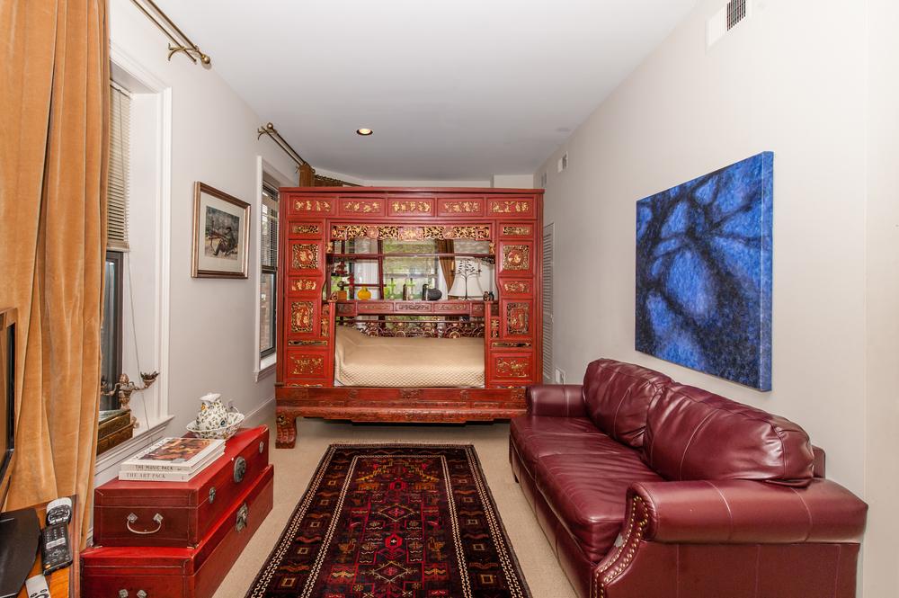 Bedroom 3 with Bay Windows and En Suite Bathroom