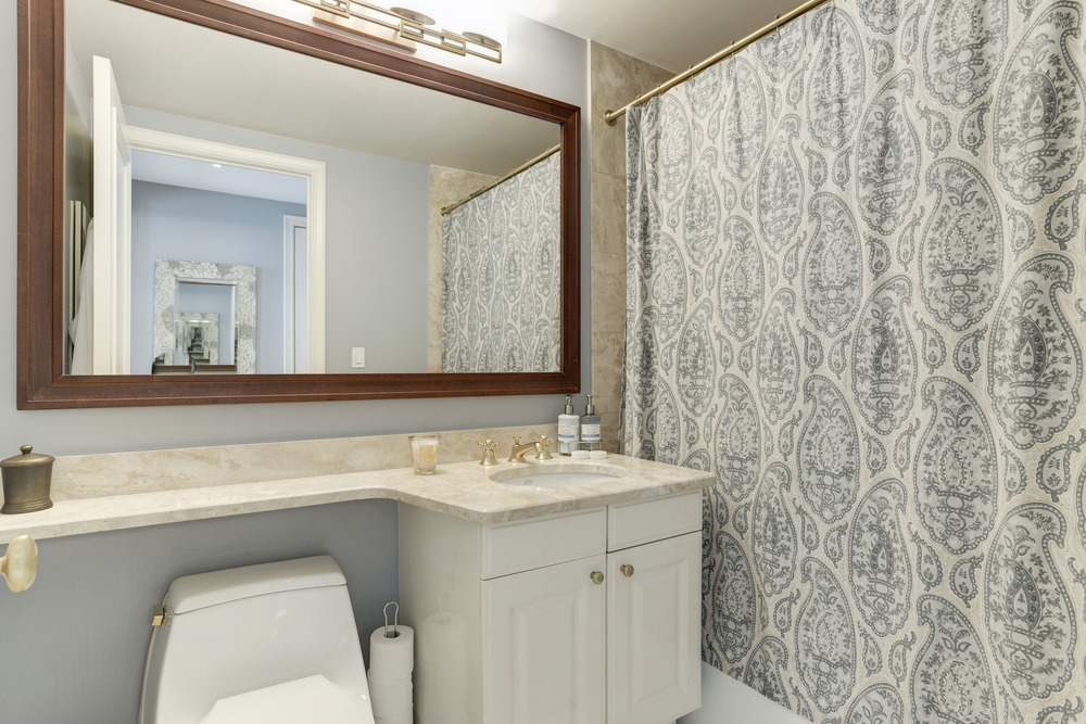 Bedroom Two En Suite Bathroom