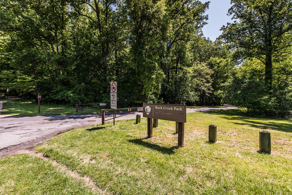 Near Rock Creek Park