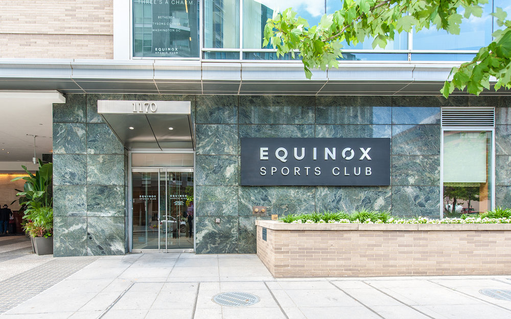 Equinox Sports Club On Site
