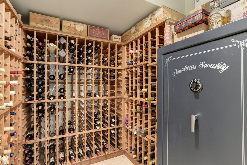 Climatized Wine Cellar