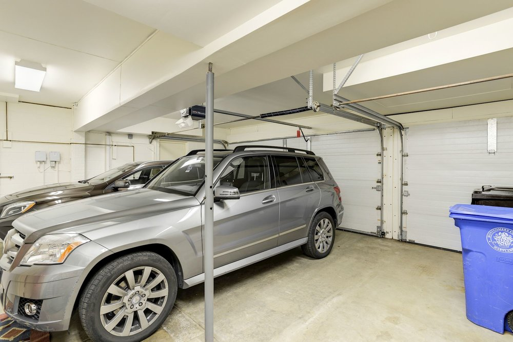 3-Car Attached Garage
