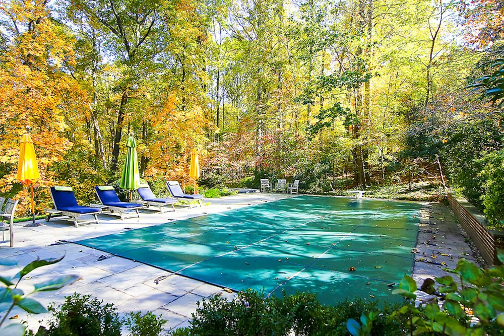 Swimming Pool with Spa