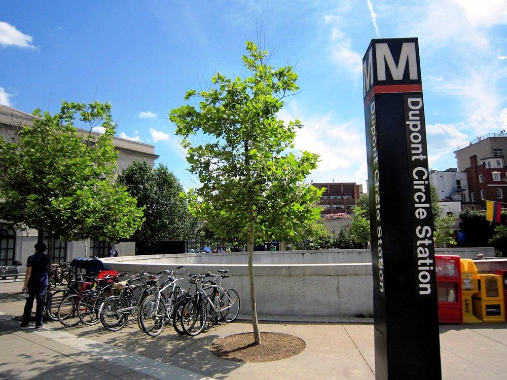Convenient to Dupont Metro
