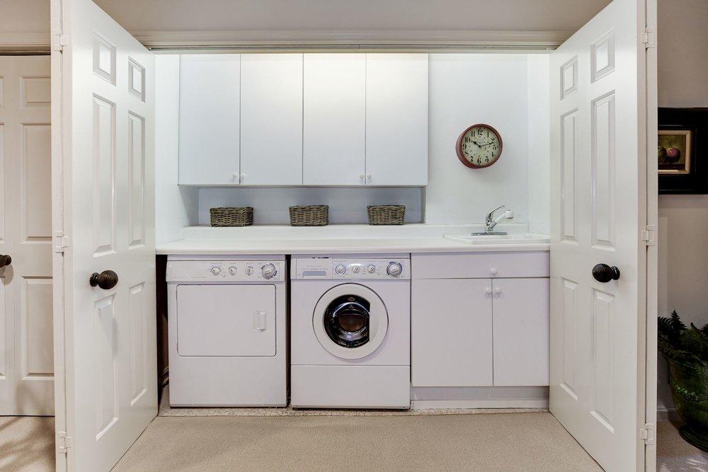 Laundry + Laundry Chute