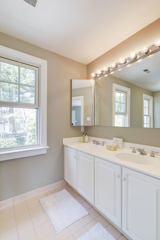 12. Master Bathroom with Shower Tub