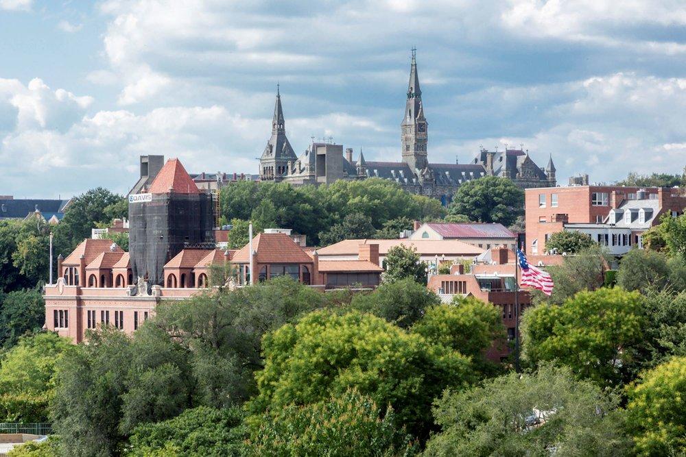 Georgetown Views